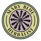 mary-blue-dandelion-logo-pink-transparent